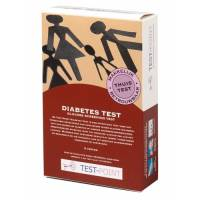 Zelftesten: Diabetes Thuistest