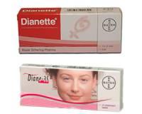 Acne: Diane - 35