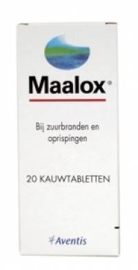Constipatie: Maalox