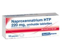 Spier - Gewrichtspijn: Naproxennatrium
