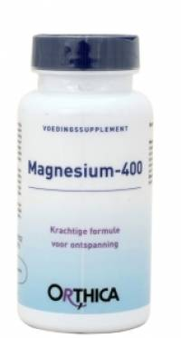Vermoeidheid: Orthica Magnesium 400