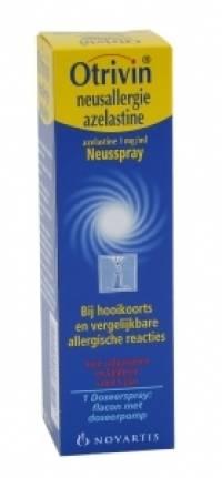 Allergie: Otrivin Neusallergie