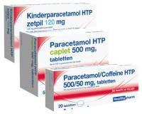 Spier - Gewrichtspijn: Paracetamol