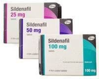 Erectiestoornis: Sildenafil Pfizer