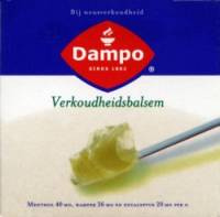 Griep - Verkoudheid: Dampo