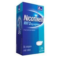 Stoppen met roken: Nicotinell