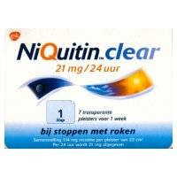 NiQuitin Clear