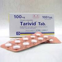 Tarivid 400mg 14 tabl.