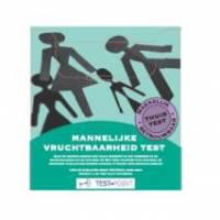 Zelftesten: Vruchtbaarheid zelftest voor de man