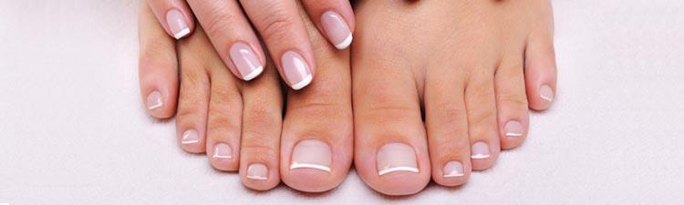 Huid-nagel schimmels