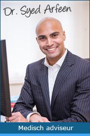 Medisch adviseur Dokter Online - Dr. Arfeen