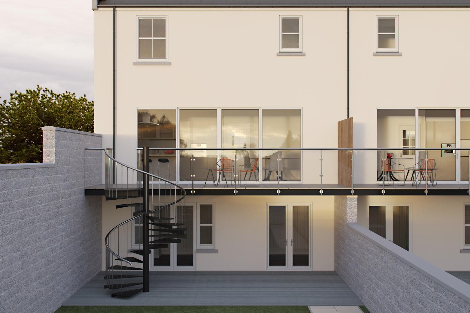 The Arran Townhouse Drumrossie Property