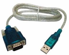 Cabo USB Serial 9-Pin