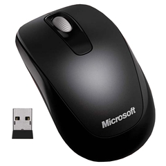 Wireless Mobile Mouse 1000 Business USB Black