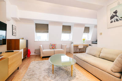 Design 1bed with rooftop in the heart of South Ken