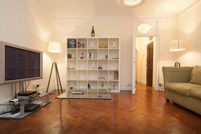Spacious Flat in Central London (Flat 1 // Basement)