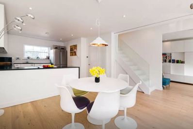 Amazing 4 bed house in Belsize Park