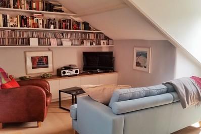 Warm & Stylish flat in Maida Vale