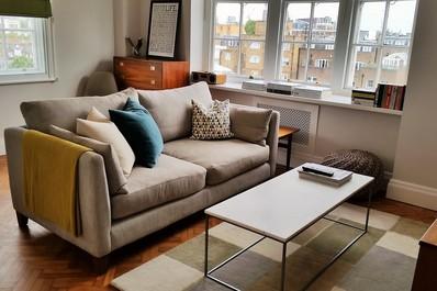 Design flat Queensway - Hyde Park