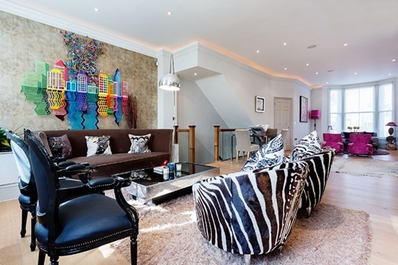 Luxury and Design 4bed house Fulham