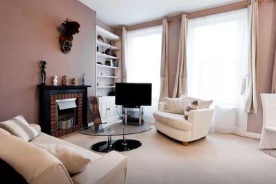 Lovely 1bed flat in West Kensington