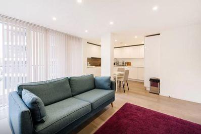 Central & modern flat Clerkenwell