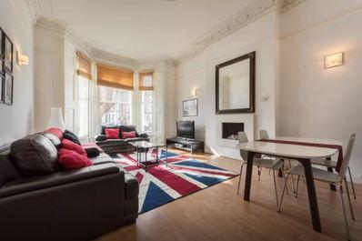 Beautiful Victorian flat Maida Vale