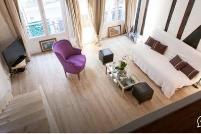 Design & Luxury Duplex Le Marais