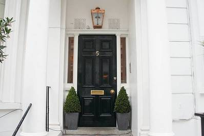 Charming duplex in South Kensington