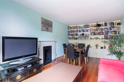 Top floor flat in the heart of Notting Hill