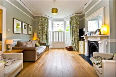 Beautiful family house close to Finsbury Park