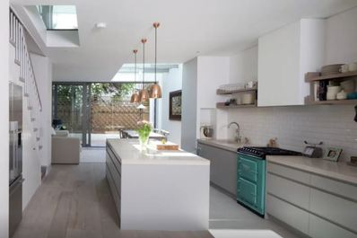 Stylish and modern family home Hammersmith