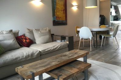 Bright & Design 2bedroom in Le Marais