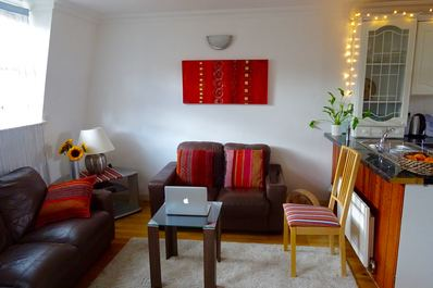 Very cosy 2bed flat by the Thames in Chelsea