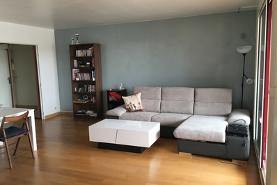 Lovely 2 Bedrooms Flat,Terrace with Paris view