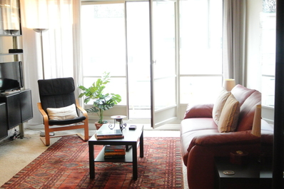 Lovely Flat Perfect Location-Porte Maillot/Etoile
