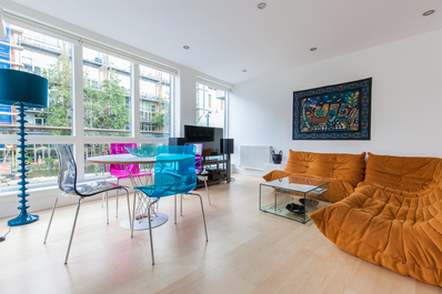 Close to Shoreditch, Modern 2bed flat by the canal