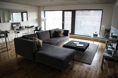 Super large & trendy 2beds 2 baths in Shoreditch