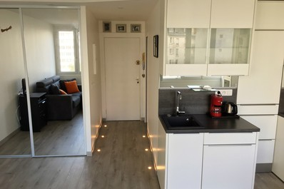 Lovely Renovated Flat Near by Parc des Expositions