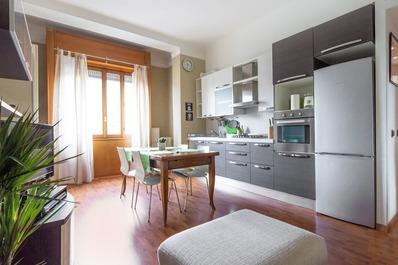 Very nice 1bed flat in Navigli Milano