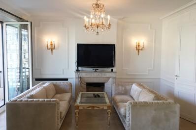 Huge & Luxury Flat - Av. Montaigne/Champs-Elysées
