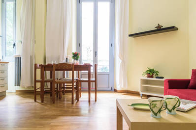 Peaceful & Cosy 1bed flat in Milano