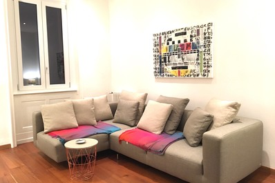 Modern & Stylish 1BD flat close to Isola