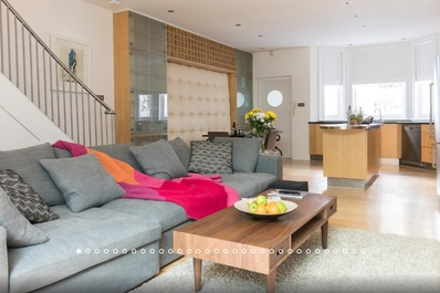 Huge house for 8 in the heart of Notting Hill!