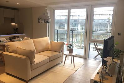 Newly refurbished 2bed/2bath in Angel/Old Street