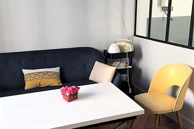 Typical Parisian 1 BD Fully Renovated - Montmartre