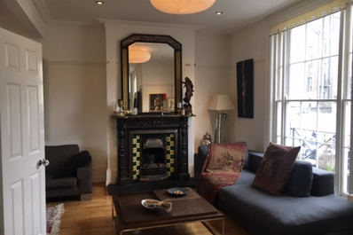 Huge family house in the heart of Camden Town