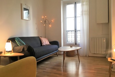 Lovely 1 Bedroom Flat Next to The Eiffel Tower