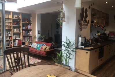 Lovely 4bed house with caracter in Hackney