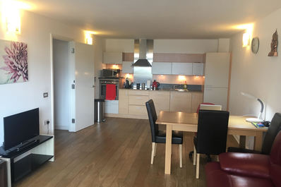 Natural 2bed in North Greenwich near Canary Wharf